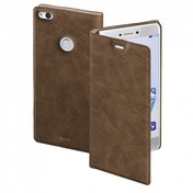 Hama Guard Case Booklet Case for Huawei P8 lite, brown