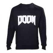 DOOM Mens Logo Large Sweater