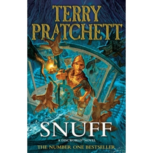 Snuff: (Discworld Novel 39) by Terry Pratchett (Paperback, 2012)