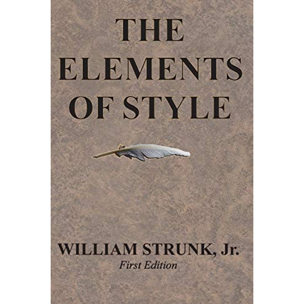 The Elements of Style by William Strunk Jr (Paperback / softback, 2016)
