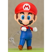 Nendroid Mario Action Figure