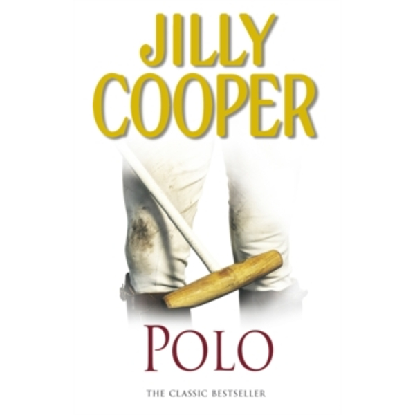 Polo by Jilly Cooper (Paperback, 2007)