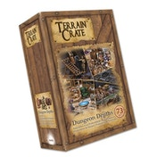 Dungeon Depths TerrainCrate Board Game