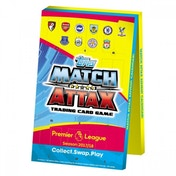 Ex-Display EPL Match Attax 2017/18 Trading Card Advent Calendar Used - Like New