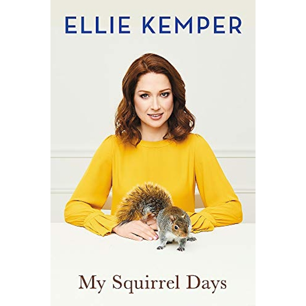 My Squirrel Days  Hardback 2018