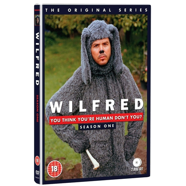 Wilfred - Series 1 - Complete DVD 2-Disc Set