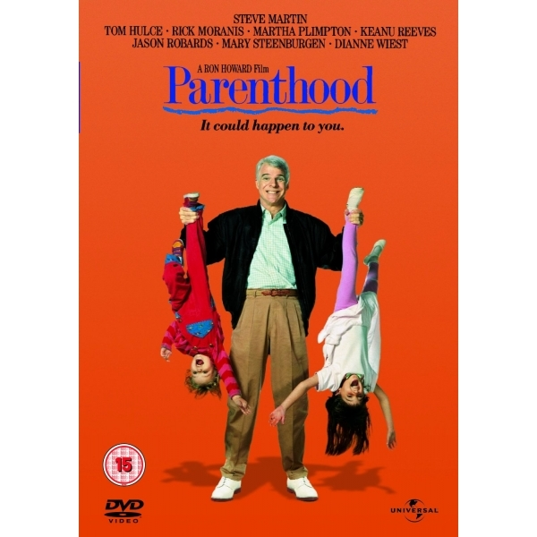 Parenthood DVD