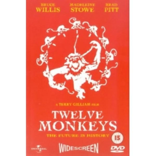 Twelve Monkeys DVD
