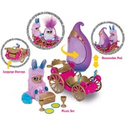 Bush Baby World Royal Pod Carriage Toy
