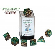 Halfsies Dice - Treant Poly 7 Dice Set