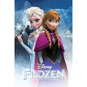 Frozen - Anna And Elsa Maxi Poster