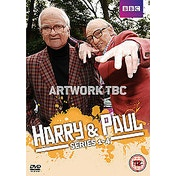 Harry And Paul - Series 1-4 - Complete DVD 4-Disc Set Box Set