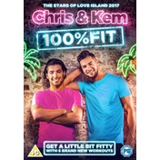 Chris and Kem 100% Fit DVD