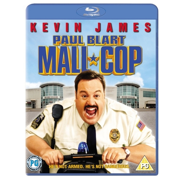 Paul Blart Mall Cop Blu-ray
