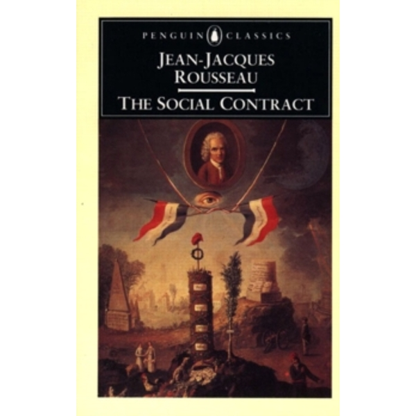 The Social Contract (Penguin Classics) by Jean-Jacques Rousseau (Paperback, 1968)
