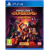 Minecraft Dungeons Hero Edition PS4 Game