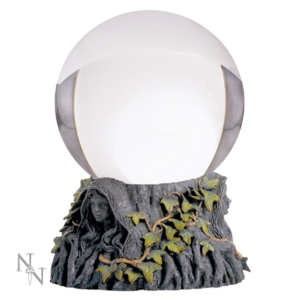 Crystal Ball Stand Maiden Mother Crone