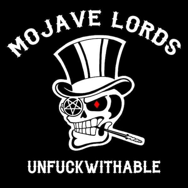 Mojave Lords – Unfuckwithable Vinyl