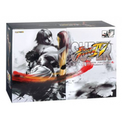 Super Street Fighter IV Arcade Tournament Edition FightStick WHITE Design PS3