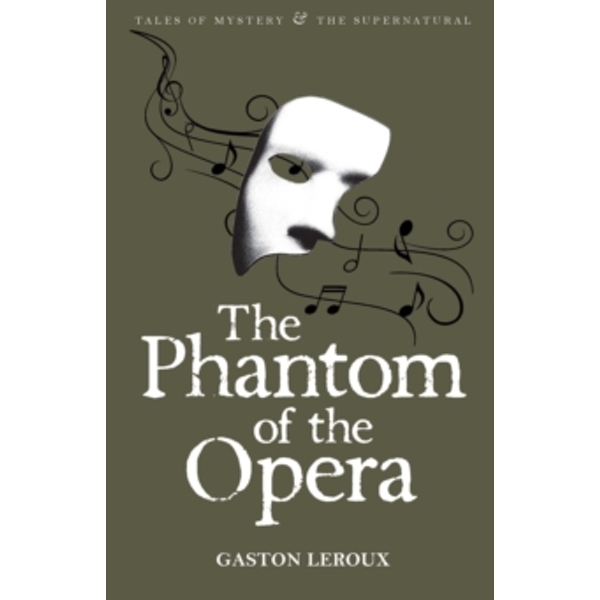 The Phantom of the Opera by Gaston Leroux (Paperback, 2008)