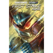 Transformers/GI Joe: First Strike: Champions
