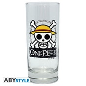 One Piece - Skull - Luffy Glass