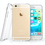 Caseflex iPhone 6 Plus / 6s Plus Reinforced TPU Gel Case - Clear