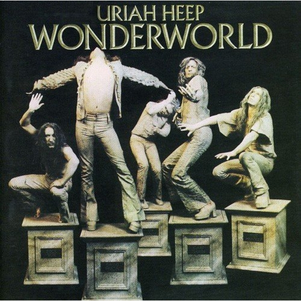Uriah Heep - Wonderworld (Expanded Deluxe Edition) CD