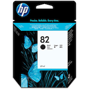 HP CH565A (82) Ink cartridge black, 1.75K pages, 69ml
