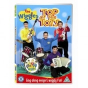 The Wiggles Top of the Tots DVD