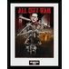 The Walking Dead Season 8 Collage Collector Print - Image 2