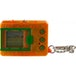 Translucent Orange Digimon Bandai Digivice Virtual Pet Monster - Image 2