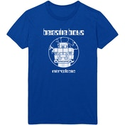 The Beastie Boys - Intergalactic Men's XX-Large T-Shirt - Royal Blue
