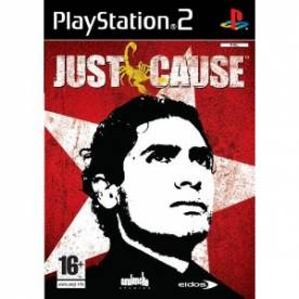 Image of Just Cause (Pre [PS2]