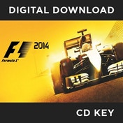Formula 1 F1 2014 PC CD Key Download for Steam