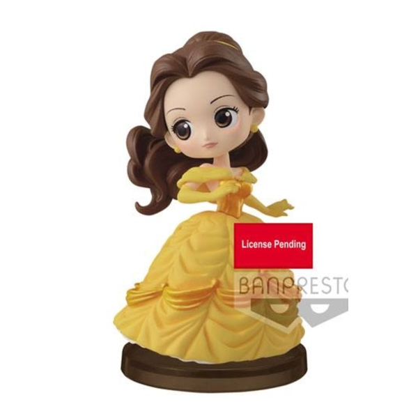 Story of Belle Version D Disney Q Posket Petit Mini Figure