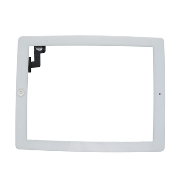 iPad 2 Compatible Touch Screen Assembly White OEM Original