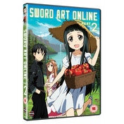 Sword Art Online Part 2 Episodes 8-14 DVD