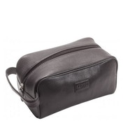 Zippo Leather Toiletry Bag