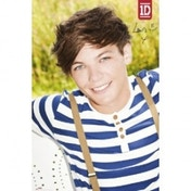 One Direction Louis Maxi Poster