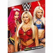 World Wrestling Divas Official 2018 Calendar