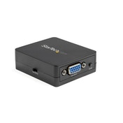 StarTech VGA to RCA and S-Video Converter - USB Power