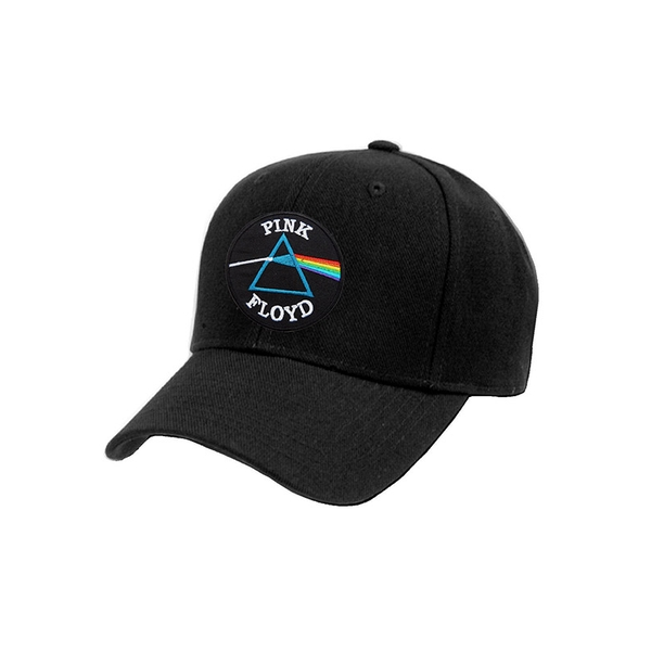 Pink Floyd - Round Patch Baseball Cap