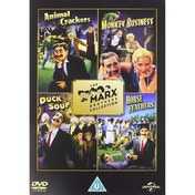 The Marx Brothers Collection DVD