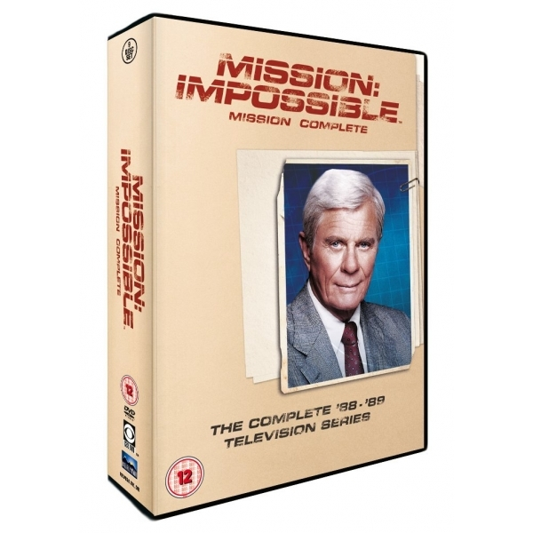 Mission Impossible Mission Complete (1990) DVD