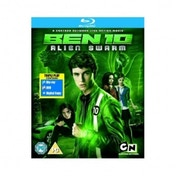 Ben 10 Alien Swarm Triple Play Blu-Ray, DVD and Digital Copy
