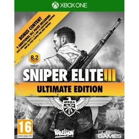 Sniper Elite III Ultimate Edition Xbox One Game