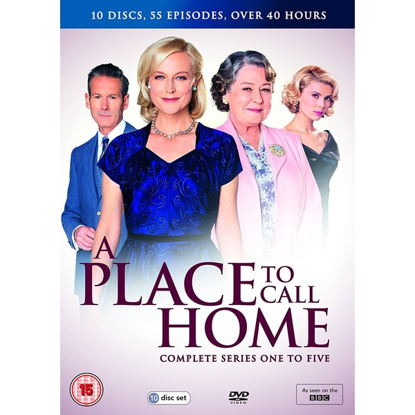 A Place To Call Home: Complete Series One To Five DVD