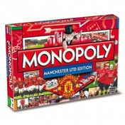 Manchester United Football Club Monopoly Board Game