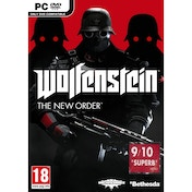 Wolfenstein The New Order Game PC